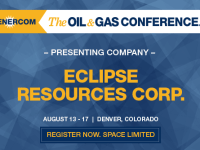 EnerCom's 2017 Conference Day Two Breakout Notes: Eclipse Resources