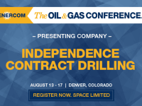 EnerCom's 2017 Conference Day One Breakout Notes: Independent Contract Drilling