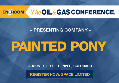 Painted Pony Energy Ltd. (ticker: PONY) is active in the Montney formation, where it pursues natural gas and natural gas liquids production in its 200,009 net acres in Northeast British Columbia.