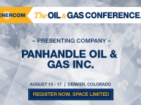 Panhandle Oil and Gas Inc.: Big Leases in the Permian; Diversification Across Southern U.S. Plays