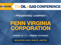 EnerCom's 2017 Conference Day Three Breakout Notes: Penn Virginia Corp.