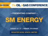 EnerCom's 2017 Conference Day Two Breakout Notes: SM Energy