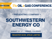 EnerCom's 2017 Conference Day Two Breakout Notes: Southwestern Energy