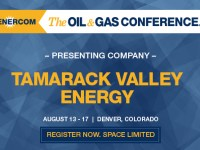 EnerCom's 2017 Conference Day Two Breakout Notes: Tamarack Valley