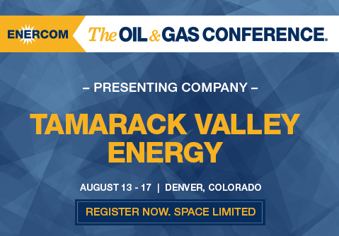 Tamarack Valley Energy Looks to Drill 44 Extended Range Viking Horizontals
