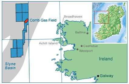 Shell Exits Upstream Ireland with $1.23 Billion Sale