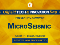 MicroSeismic among Innovators at EnerCom's Oilfield Tech & Innovation Day