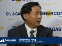 Exclusive Video Interview with Approach Resources President & COO Qingming Yang