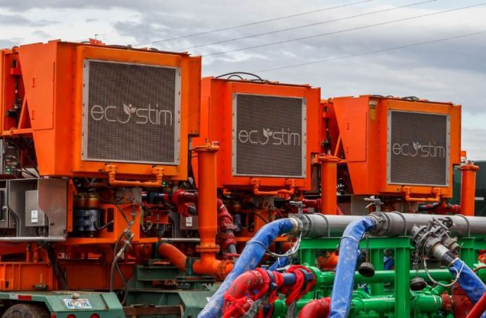 Exclusive Video Interview with EcoStim Energy Solutions President & CEO Chris Boswell