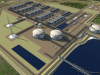 Aramco Edges Toward Investment in U.S. LNG