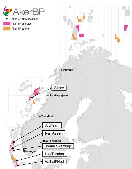 Aker BP Closes Hess Norge Deal at $2 Billion