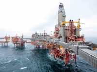 Valhall Drilling Platform, Norway