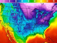 Massive Nor'easter Pushes Gas Prices, Consumption to Record Levels