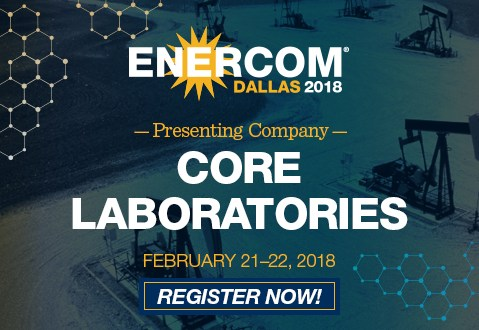 EnerCom Dallas 2018 Presenter: Core Laboratories