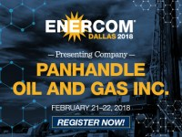 Panhandle Oil and Gas Inc. to Present at EnerCom Dallas 2018