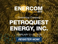 PetroQuest Energy to Present at EnerCom Dallas 2018