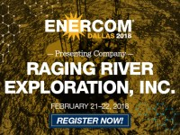 Raging River Exploration: EnerCom Dallas Conference Presenter