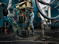 Drilling Activity Falls in First Drop in Eight Weeks