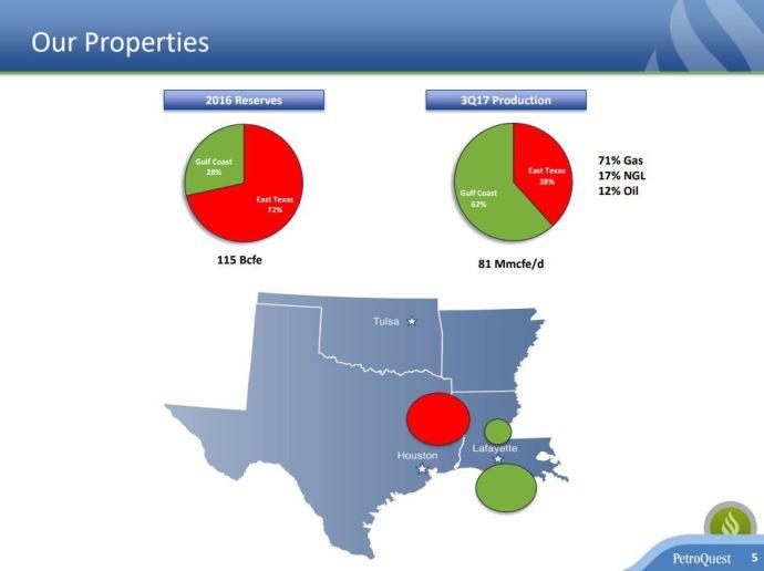 PetroQuest Energy to Present at EnerCom Dallas