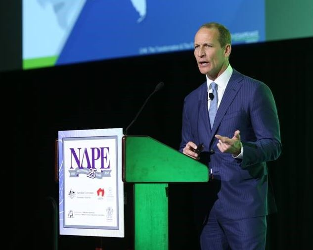 NAPE Packed, Crowd 'Optimistic'