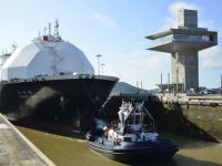 Panama Canal LNG Tanker Traffic to Jump 50%: Canal Official