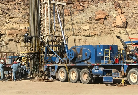 Elk Petroleum Updates Aneth Field, Grieve Project