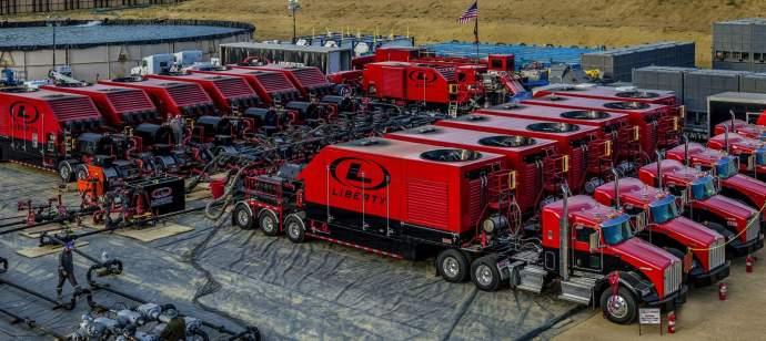 Liberty Oilfield Services Grows Fleet