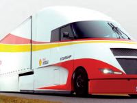 "Shell Reports ""Starship"" Fuel Efficiency after California-to-Florida Test Run on I-10"