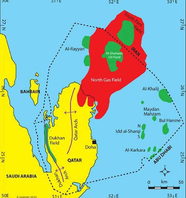 Present Day Middle Eastern Game of Thrones – Part Two