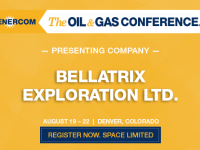 Bellatrix Exploration Presenting at The Oil and Gas Conference