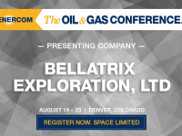 Bellatrix Exploration to Present at The Oil and Gas Conference