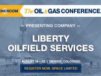 Presenting Companies at The Oil and Gas Conference: Liberty Oilfield Services