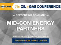 Mid-Con Energy to Present at The Oil and Gas Conference