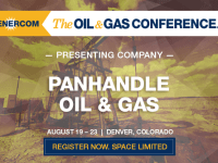 The Oil and Gas Conference Presenting Companies: Panhandle Oil and Gas