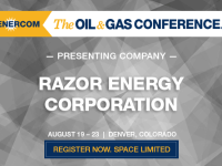 Razor Energy Corporation to Present at The Oil and Gas Conference