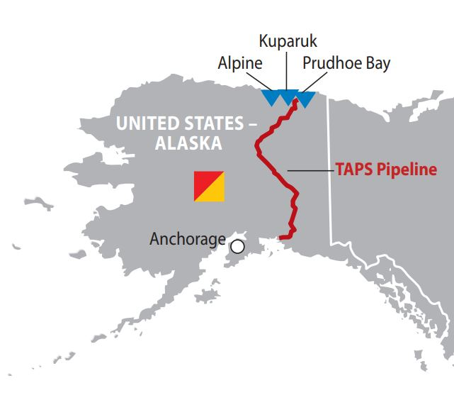 ConocoPhillips Finds Up to a Billion Gross Barrels in Recent Alaskan Exploration