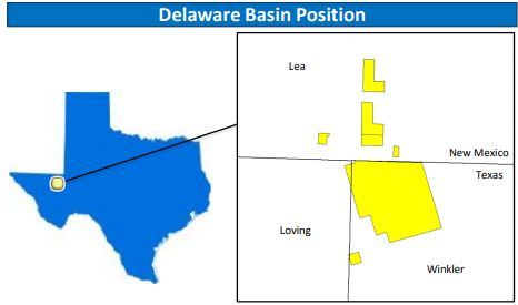 Permian News: Lilis Energy Delineating Bench that is Shallower with Lower Drilling Costs