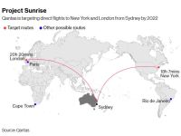 The 20-Hour, Half Way Around the Globe, Non-Stop Flight Is Coming – It May Offer a Gym, Bar and Bunks