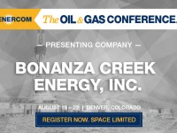 Heard on The Call: Bonanza Creek Energy