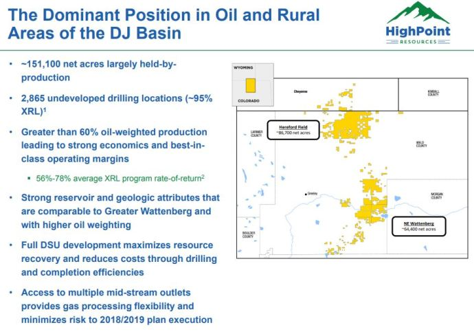 Exclusive Interview: HighPoint Resources CEO & President Scot Woodall