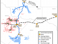 Noble Midstream Plans for 50/50 Delaware Basin Venture