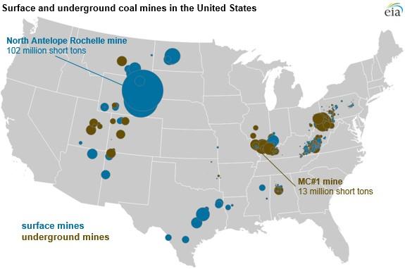 Once Fierce, Coal is Losing Power - Oil & Gas 360