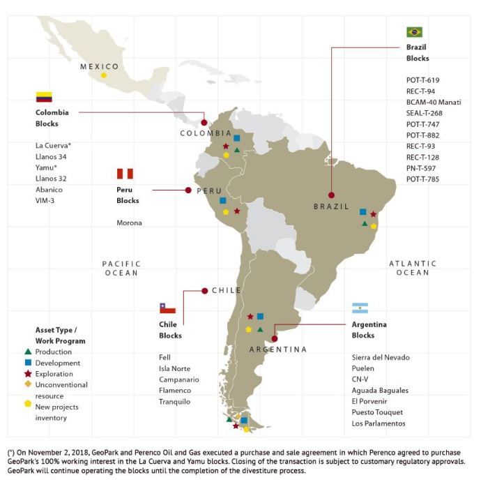 More Latin American Plays Open to North American Explorers - Oil & Gas 360