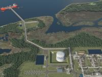 Exporting LNG from Florida's East Coast