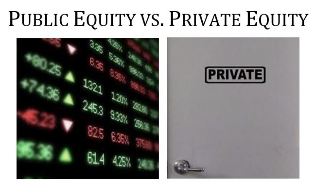 Public Equity vs. Private Equity - Oil and Gas Funding is Evolving: An Oil & Gas 360® Special Report