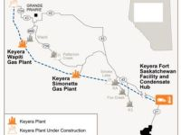 Keyera Will Build Montney, Duvernay Condensate NGLs Pipeline