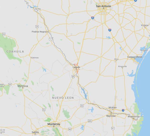 Energy Exports Push Laredo, Texas Ahead of Port of Los Angeles as