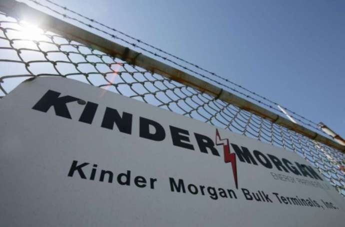 Kinder Morgan starts natural gas pipeline to Corpus Christi ahead of schedule - oil and gas 360