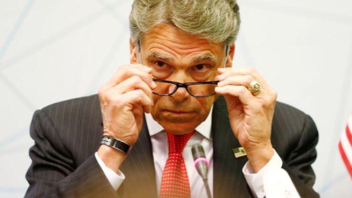 Energy Secretary Rick Perry hit with subpoena in Trump impeachment probe- oilandgas360