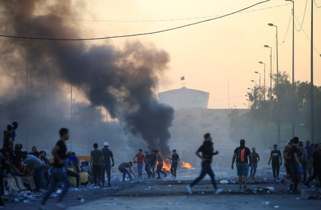 Uprising grips Iraq, 65 killed in protests against government corruption - oil and gas 360